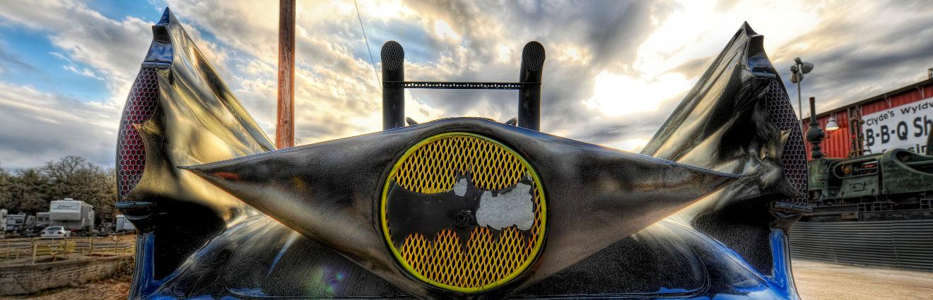 Relire Dark Knight Returns de Frank Miller, ou le rêve d'une société sécuritaire sous surveillance