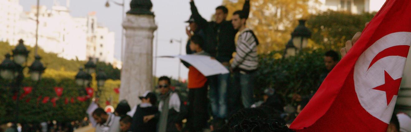 Trois essais d' «histoire immédiate», Tunisie, 2010-2015
